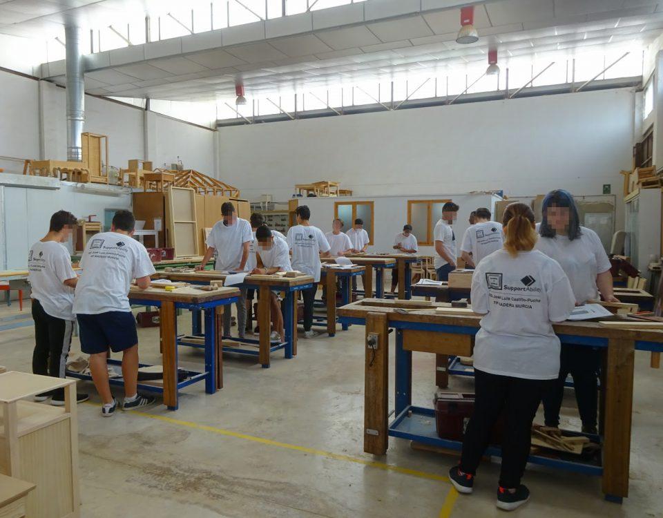 Concurso Madera Castillo Puche